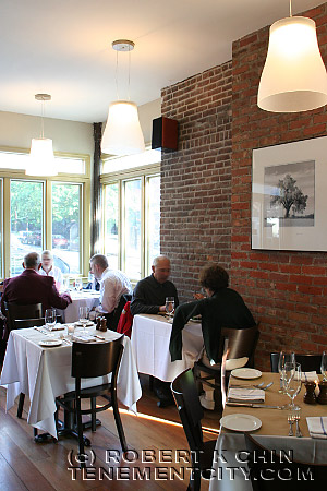 Stone Park Cafe Brooklyn